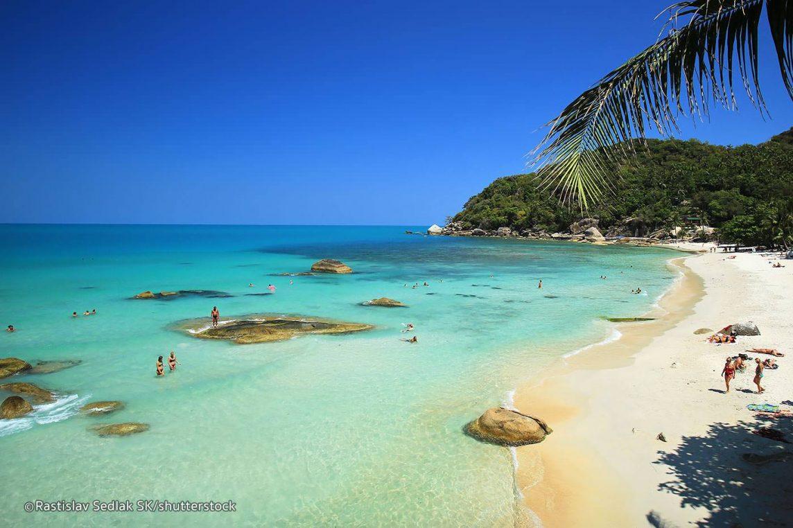 Des lieux d'exception pour un mariage sur l'île de Koh Samui en Thaïlande. Plage, jungle, bateau, Temple, villa, île déserte, sous l'eau...