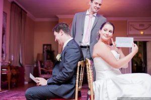 Jeux mariage témoins