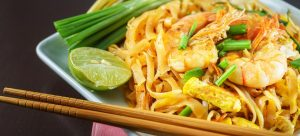 pad thaï - cuisine thaïlandaise - food