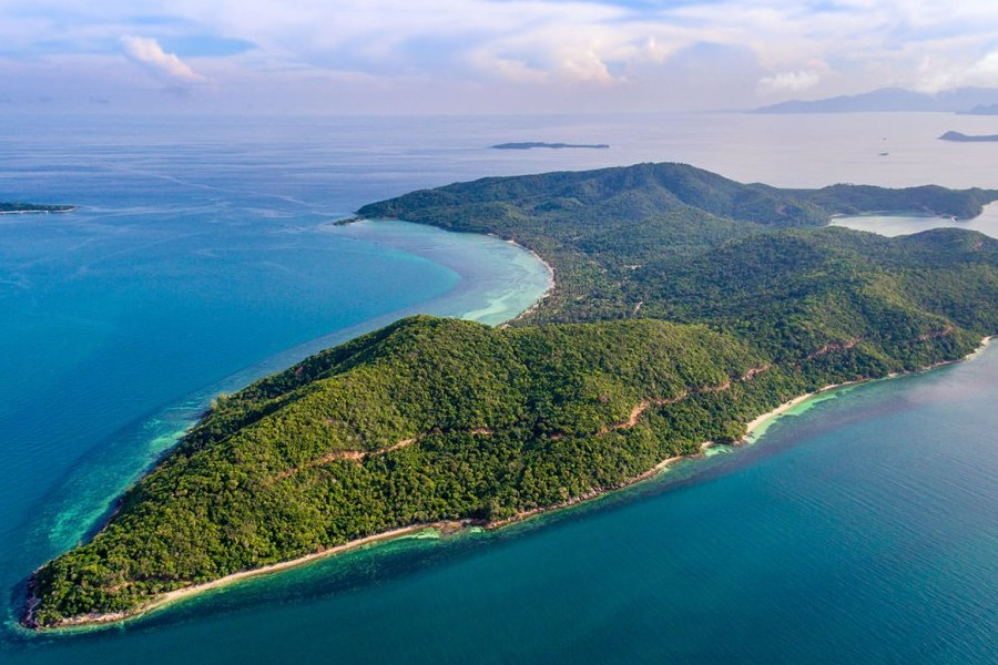Ko Tan - île - Thaïlande - vacances