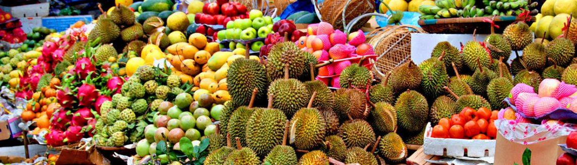 fruits - thaïlande