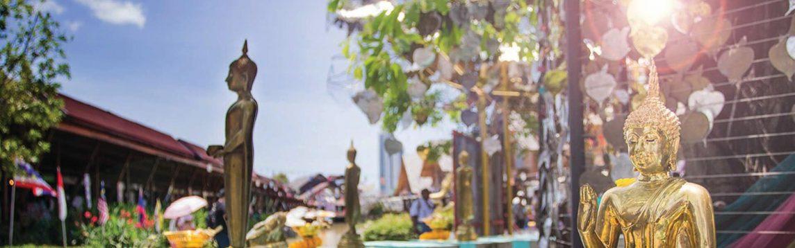 maison des esprits - Thaïlande - superstitions