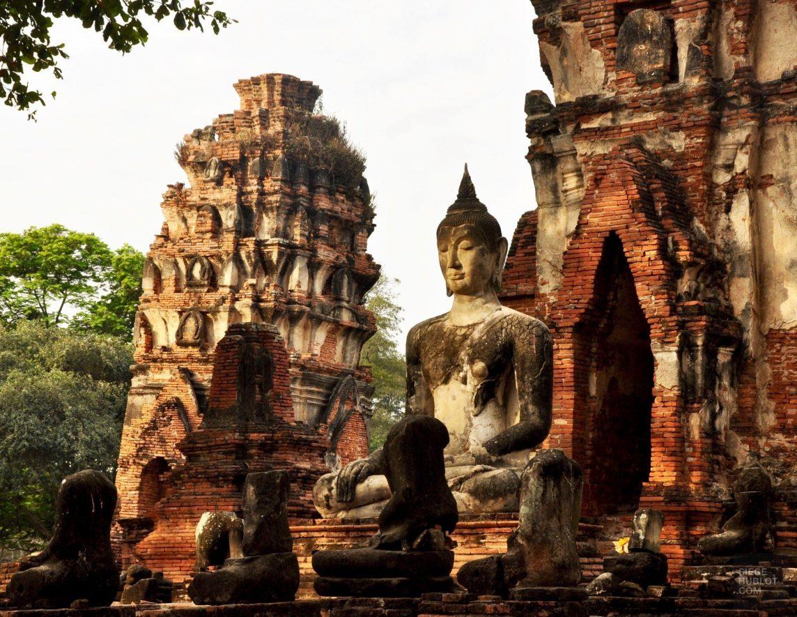 Sites thailandais classés au Patrimoine mondial de l'UNESCO