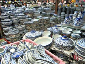 Céramique- Porcelaine - Thaïlande