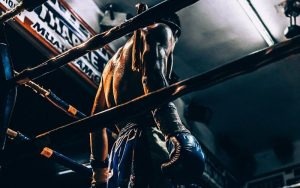 Muay Thaï - boxe - sport - Thaïlande