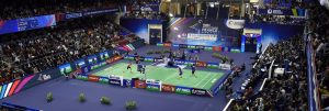 badminton - sport - Thaïlande
