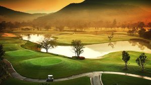 Golf  - Sport - Thaïlande