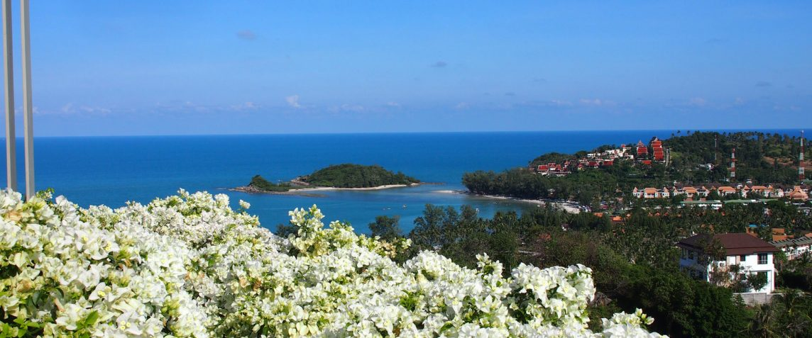 Panorama Koh Samui Thaïlande
