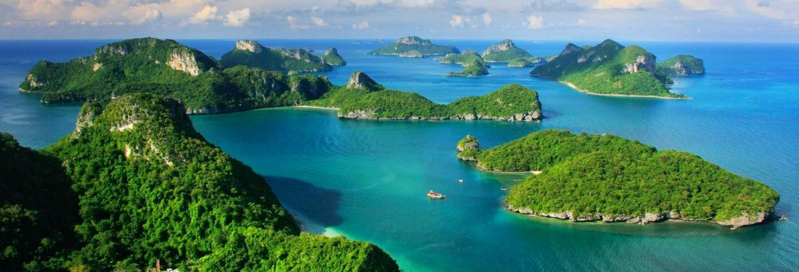 parc national maritime d'Ang Thong
