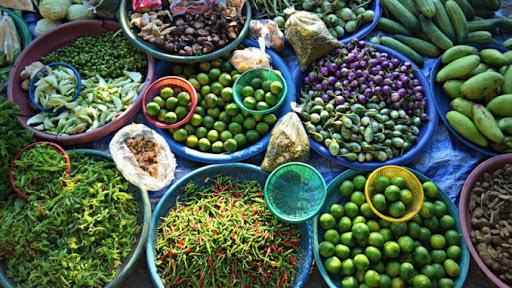 légume thaïlande
